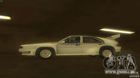 Citroen BX 4TC für GTA San Andreas linke Ansicht