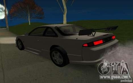 Nissan 200SX pour GTA San Andreas salon