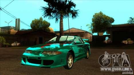 Oldsmobile Alero 2003 für GTA San Andreas obere Ansicht
