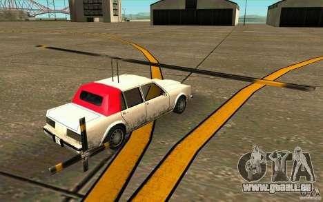 Avtolët für GTA San Andreas linke Ansicht