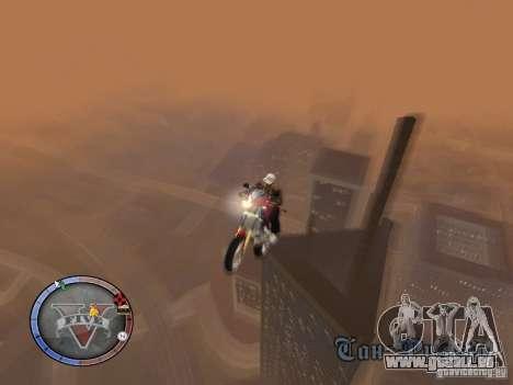GTA 5 HUD für GTA San Andreas sechsten Screenshot