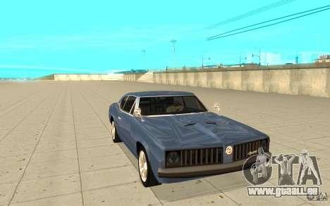 Hengst von GTA 4 für GTA San Andreas