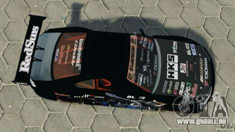 Nissan Silvia S15 HKS pour GTA 4 est un droit