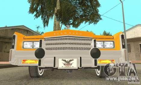 Cadillac Eldorado Convertible 1976 für GTA San Andreas