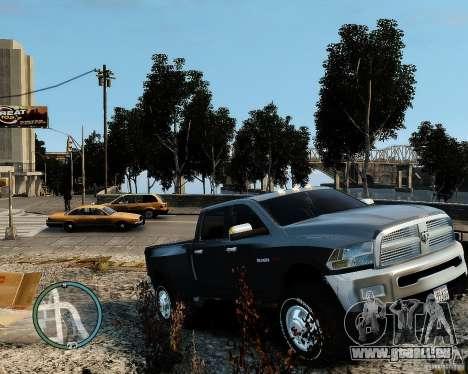 Dodge Ram 3500 Stock pour GTA 4