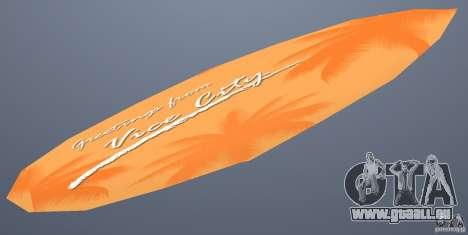 Surfboard 2 pour GTA Vice City