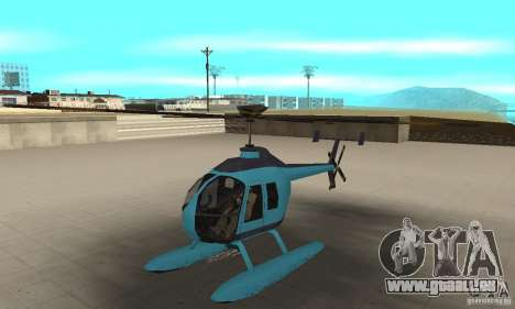 Nouveau Seaspar pour GTA San Andreas