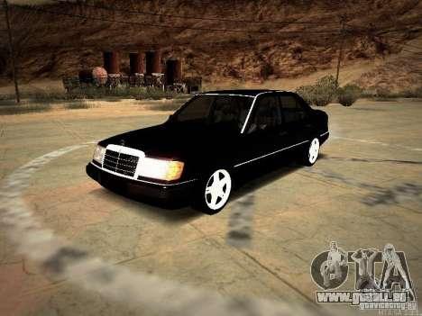 Mercedes-Benz E250 V1.0 pour GTA San Andreas