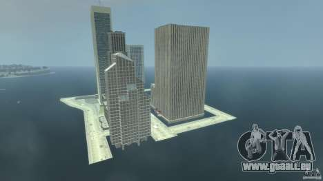 Green Island 1.0 pour GTA 4