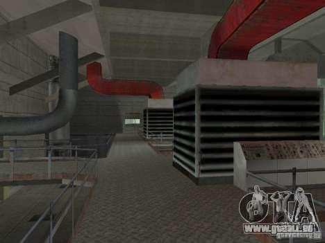 Espace ouvert 69 pour GTA San Andreas troisième écran