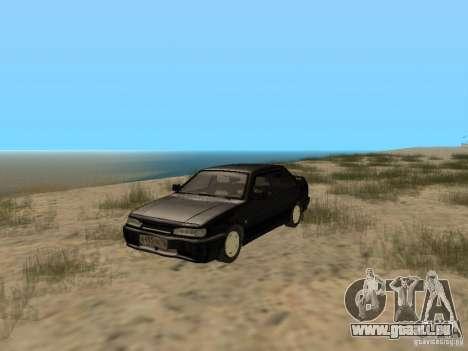 VAZ 2115 Tun lumière v. 1.1 pour GTA San Andreas laissé vue