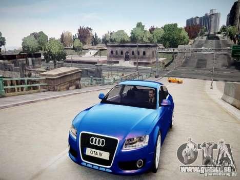 Audi A5 Sportback für GTA 4 rechte Ansicht
