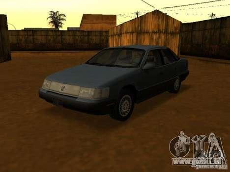 Mercury Sable GS 1989 für GTA San Andreas