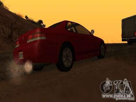 Honda Prelude Sport pour GTA San Andreas vue de droite