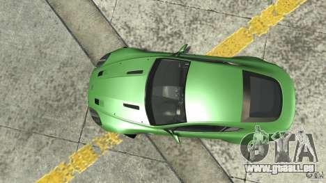 Aston Martin V8 Vantage N400 für GTA 4 rechte Ansicht