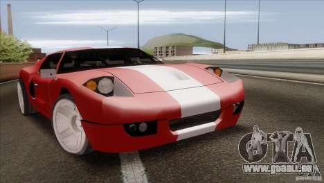 Bullet HD für GTA San Andreas
