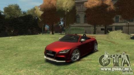 Audi TT RS Roadster pour GTA 4