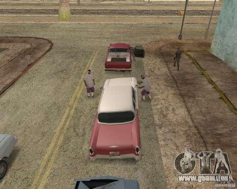 More Hostile Gangs 1.0 für GTA San Andreas zweiten Screenshot