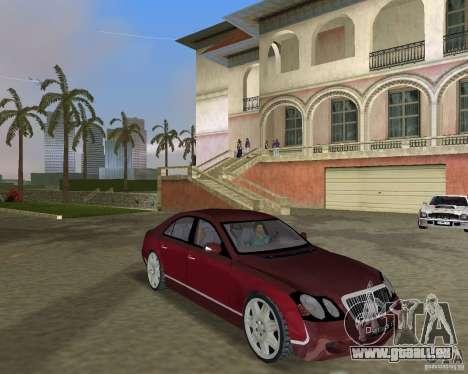 Maybach 57 pour GTA Vice City