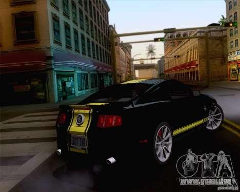 ENBSeries by ibilnaz v 3.0 für GTA San Andreas zweiten Screenshot