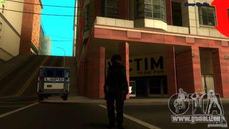 SWAT Officer für GTA San Andreas her Screenshot