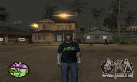 Triple H pour GTA San Andreas
