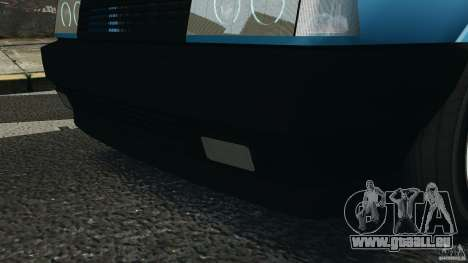 Tofas Dogan SLX EmreAKIN Edition für GTA 4-Motor