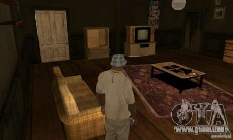 GTA SA Enterable Buildings Mod für GTA San Andreas achten Screenshot