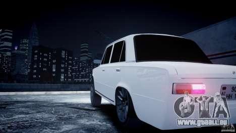 VAZ 2101 Avtosh Stil für GTA 4 Rückansicht