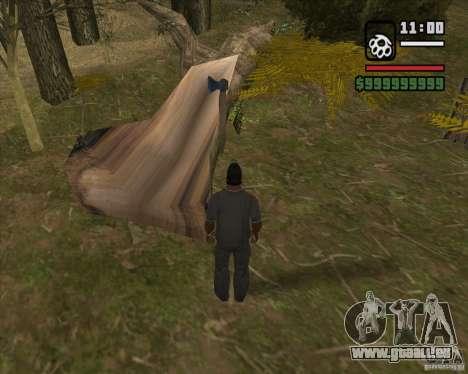 Haus Jäger v3. 0 Final für GTA San Andreas her Screenshot