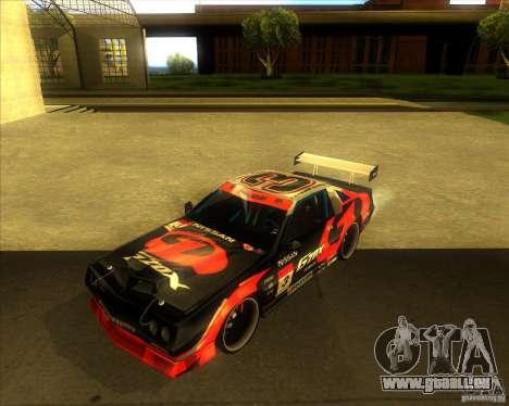 Buffalo D1 für GTA San Andreas