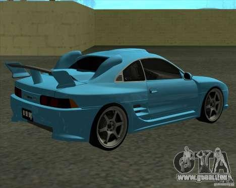 Toyota MR2 1994 pour GTA San Andreas vue de droite