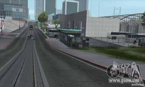 BUSmod pour GTA San Andreas troisième écran