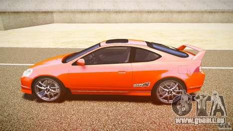 Acura RSX TypeS v1.0 stock für GTA 4 linke Ansicht