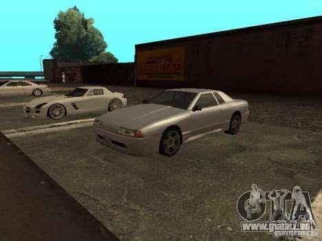 Élégie standard pour GTA San Andreas