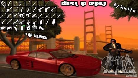 Montage HD pour GTA San Andreas