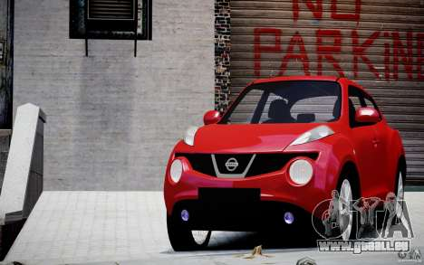 Nissan Juke für GTA 4