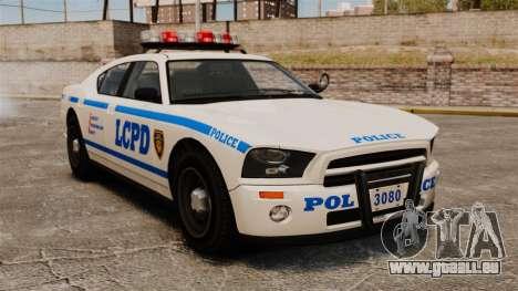 Police de Buffalo ELS pour GTA 4