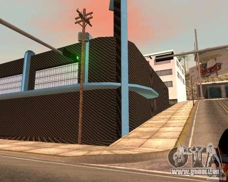 New HKS Style Tuning Garage für GTA San Andreas zweiten Screenshot