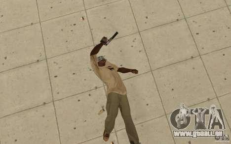 Nouveau automne pour GTA San Andreas sixième écran