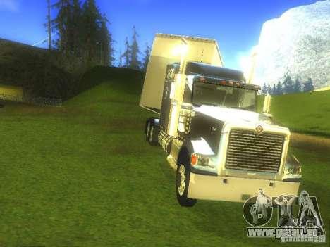 International 9900 pour GTA San Andreas vue de droite
