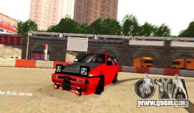 London-Drift für GTA San Andreas dritten Screenshot