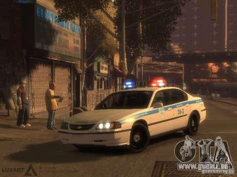 Chevrolet Impala Police 2003 für GTA 4