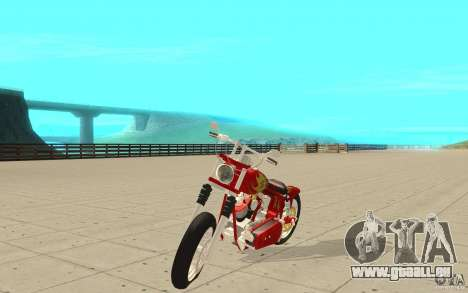Orange County Chopper Sunshine für GTA San Andreas