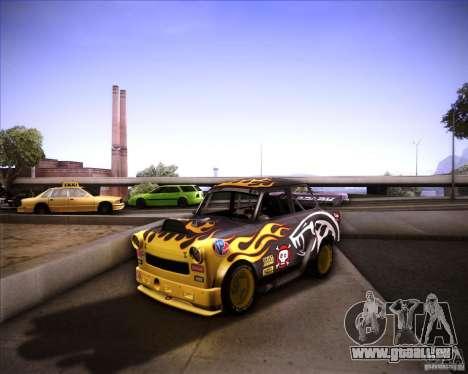 Trabant drag pour GTA San Andreas