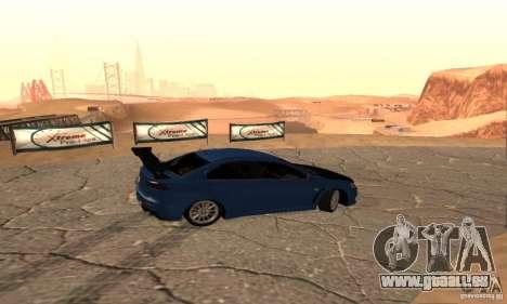 New Drift Zone für GTA San Andreas sechsten Screenshot