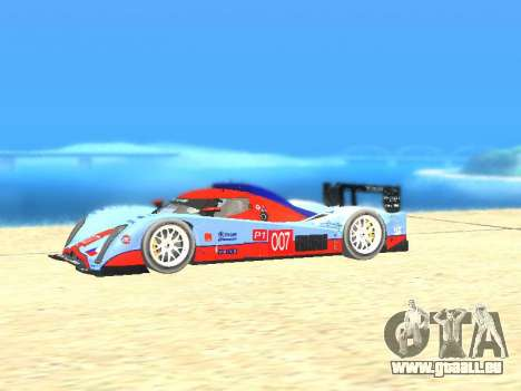 ENBSeries v3 pour GTA San Andreas