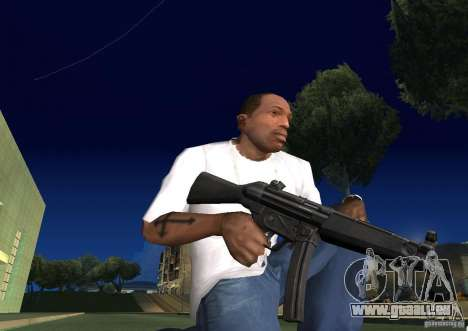 Weapon Pack by viter für GTA San Andreas sechsten Screenshot