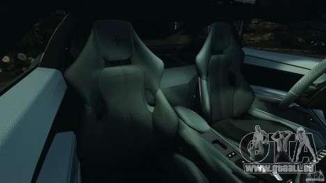 Ferrari F12 Berlinetta 2013 [EPM] pour GTA 4 est une vue de l'intérieur