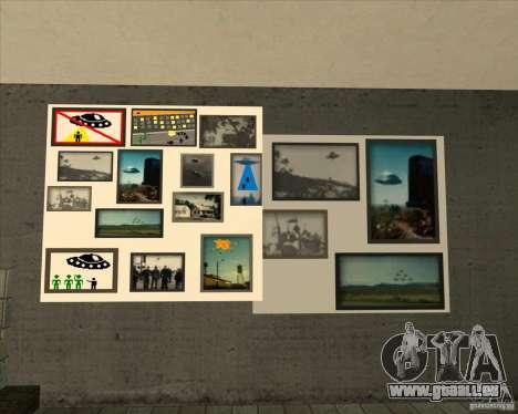Nouveaux échantillons de Lil taverne pour GTA San Andreas troisième écran